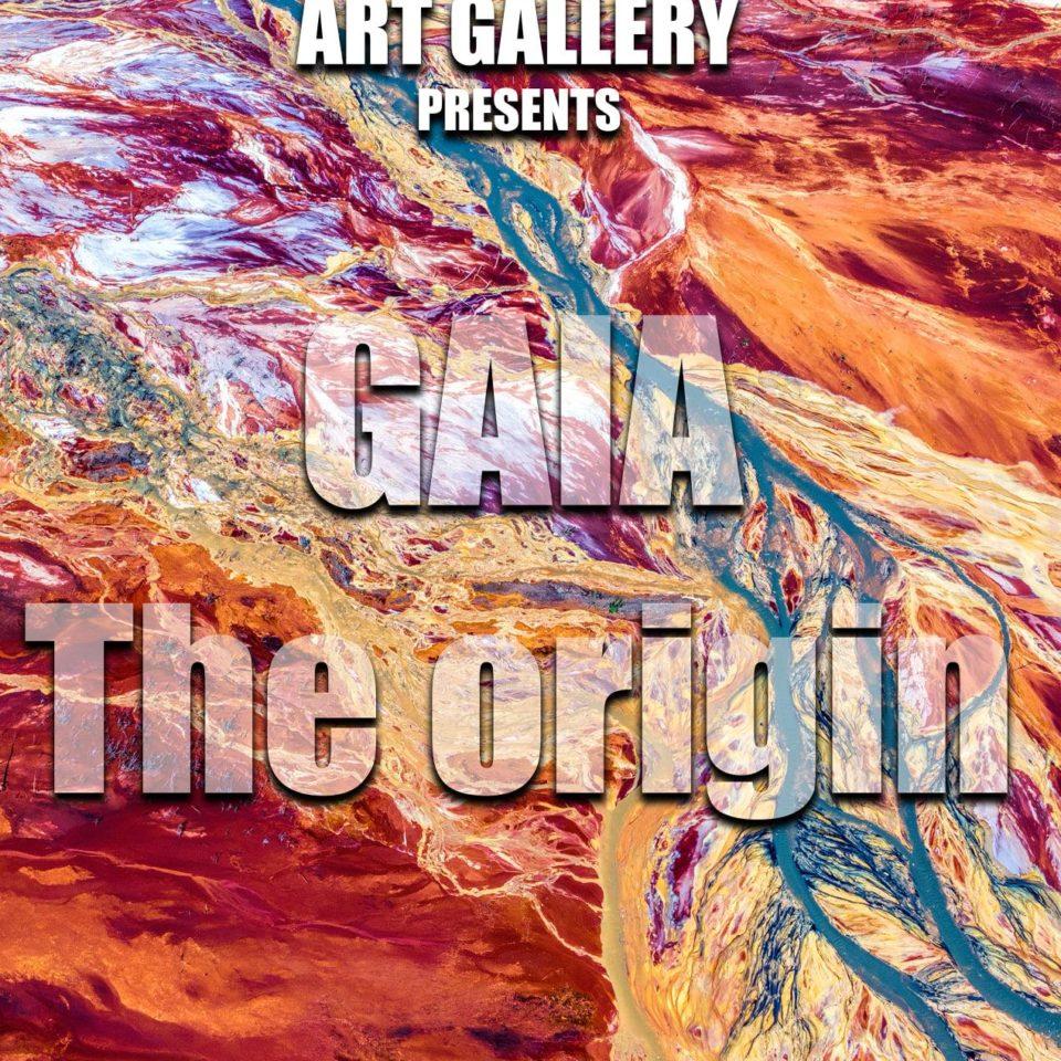 "M.A.D.S. Art gallery presents ""GAIA The origin"""